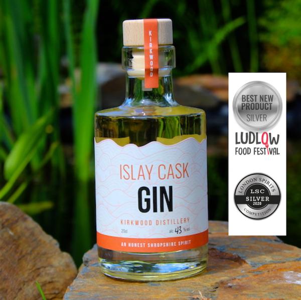 Islay Cask Gin